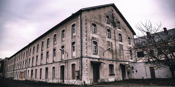 Parmi les lieux inclus dans l'opération Devenir Tours figurent deux friches industrielles.