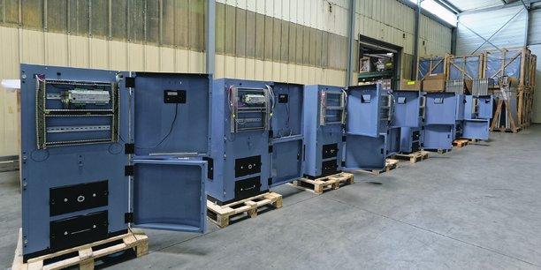 Face à la demande, le fabricant de chaudière biomasse HS France va produire 1.000 unités par mois.