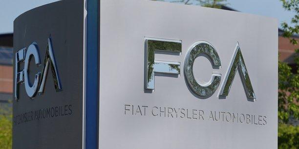 Vers une alliance entre Renault et Fiat-Chrysler — Automobile