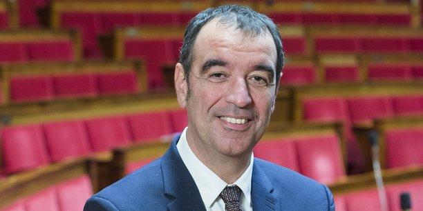 Le député En Marche Eric Bothorel.