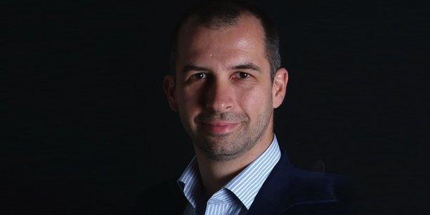 Gonzague Grandval, co-fondateur et P-dg de Pikcio