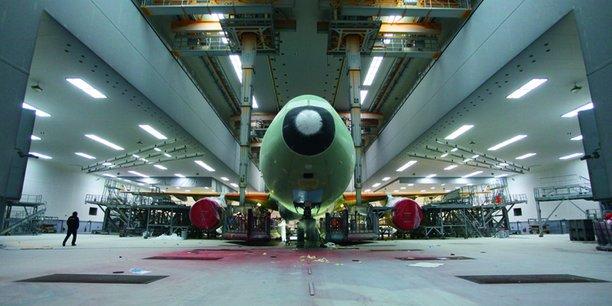 La chaîne d'approvisionnement aéronautique du Grand Sud-Ouest a généré 13,9 milliards d'euros de chiffre d'affaires en 2017.