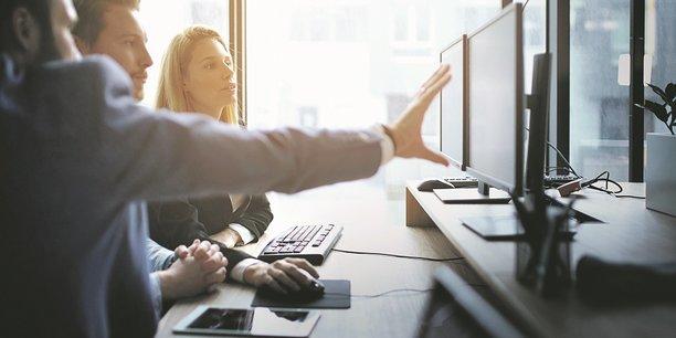La startup DreamQuark a négocié plusieurs gros contrats auprès des géants du secteur, tel BNP Paribas, et vise désormais l'international.