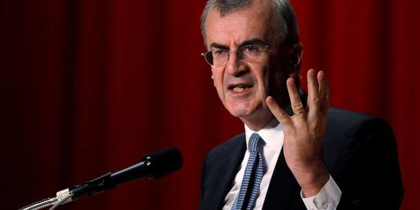 Villeroy plaide pour l'unite europeenne face aux tensions commerciales[reuters.com]