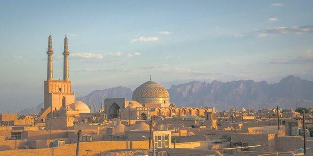 L'Iran fait partie des destinations avec guide conférencier proposées par le tour-opérateur strasbourgeois.