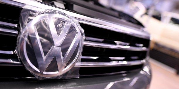 Vw mise sur les developpeurs chinois pour les voitures autonomes[reuters.com]