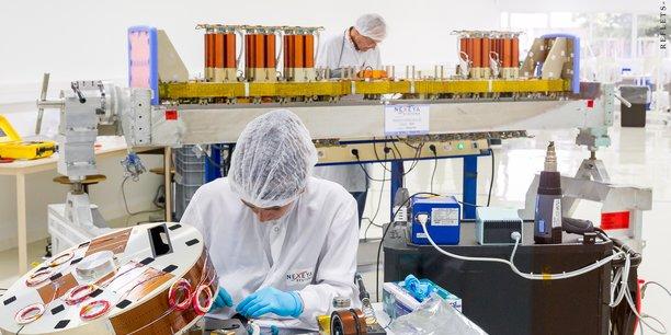 La nouvelle PME Hemeria recueille les activités nanosatellites de Nexeya