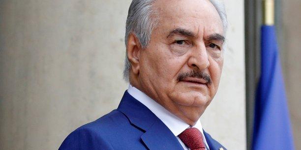 Libye: haftar emet un mandat d'arret a l'encontre du premier ministre[reuters.com]