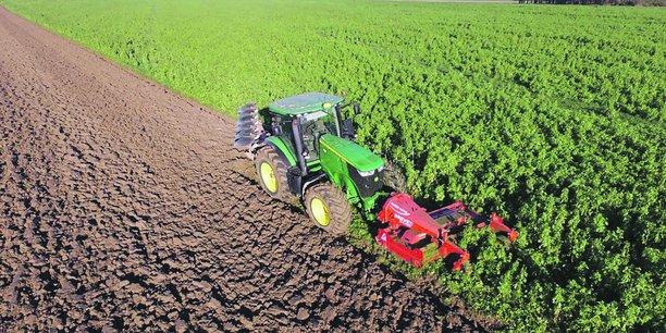 Agram démocratise les machines agricoles pour le bio