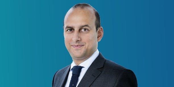 NICOLAS MACHTOU Directeur Délégué Enedis en Ile-de-France, Membre du COMEX.