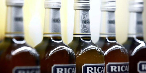 Dans le reste du monde, des filiales de Pernod-Ricard ont entamé des démarches similaires.