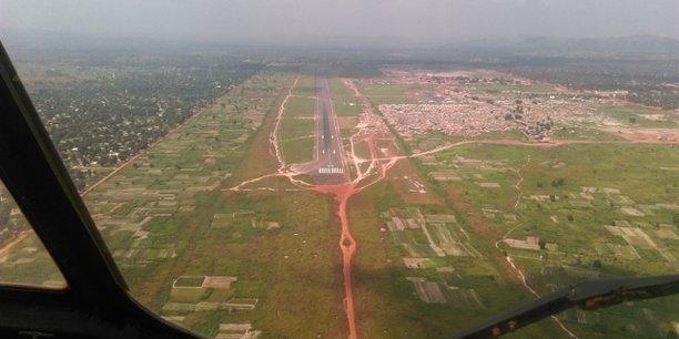 Sécurité aérienne : l'Asecna finance les travaux de rénovation de l'aéroport de Bangui