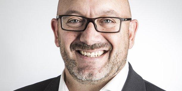 Cyril Brun, nouveau directeur général adjoint de la Banque Populaire Auvergne-Rhône-Alpes