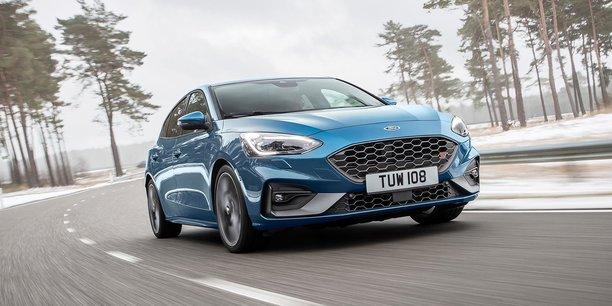 Ford Focus: un vrai bol de fraîcheur, haro sur l'intérieur