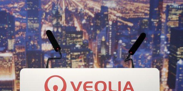 Veolia compte accelerer aupres des industriels et hors d'europe[reuters.com]