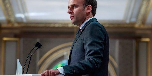 Les francais comprennent le report des annonces de macron, selon un sondage[reuters.com]