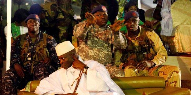 Gambie : la police découvre une fosse commune dans la caserne militaire de Yundum