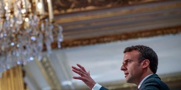 Syrie: macron confirme a des membres des fds le soutien de la france[reuters.com]