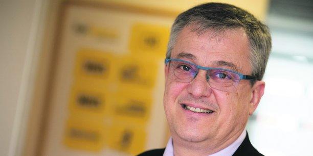 Hervé Duval est le coordinateur du programme d'accélaration de Bpifrance dans lesrégions Centre-Val de Loire et Normandie.