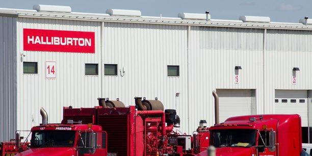 Halliburton voit du mieux en amerique du nord[reuters.com]