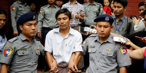 La cour supreme birmane va se prononcer sur les deux journalistes de reuters[reuters.com]