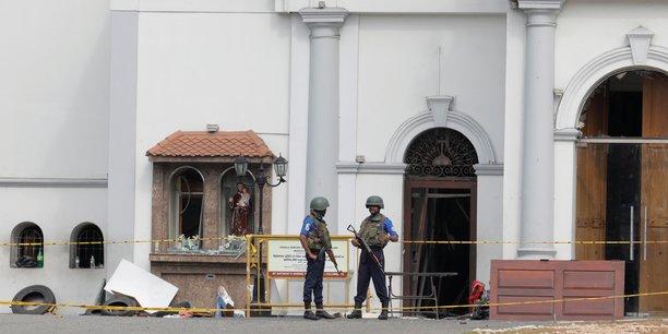 Le groupe etat islamique revendique les attentats au sri lanka[reuters.com]