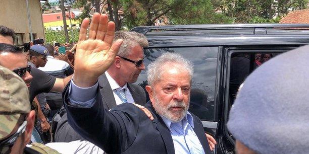 Peine de prison reduite pour l'ancien president bresilien lula[reuters.com]