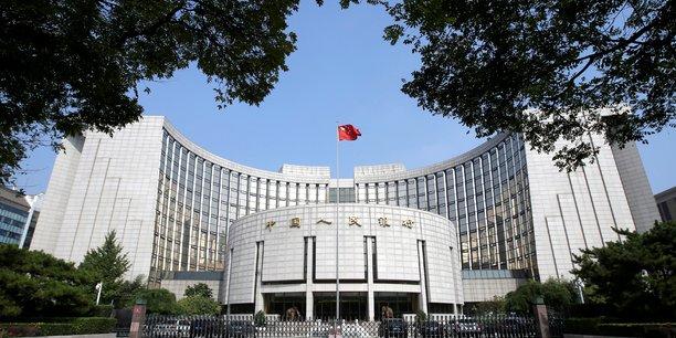 Chine: la bpc active la tmlf pour un soutien monetaire ponctuel[reuters.com]