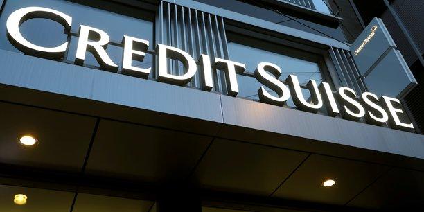 Credit suisse enregistre un bond inattendu de ses profits au 1er trimestre[reuters.com]