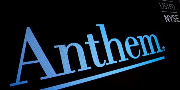 Anthem a suivre a wall street[reuters.com]
