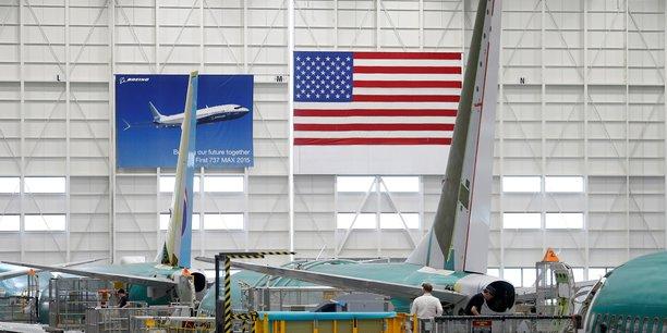 Boeing suspend ses previsions pour 2019 avec le 737 max[reuters.com]