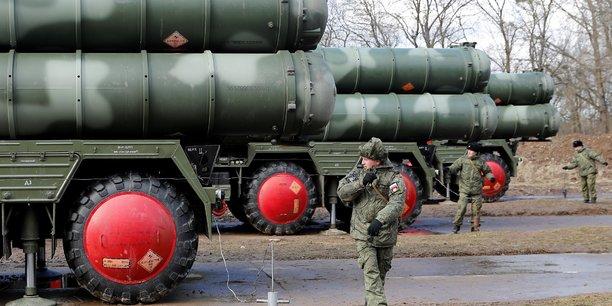 Moscou livrera des missiles s-400 a la turquie a partir de juillet[reuters.com]