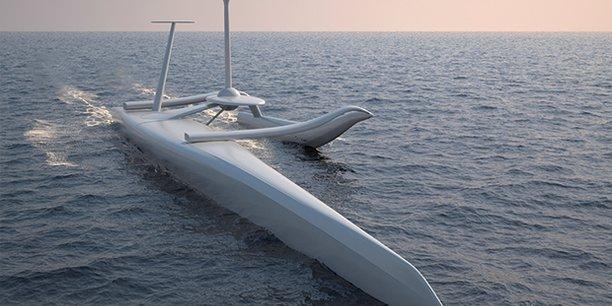 La v.2 du Sphyrna va permettre d'ausculter et de cartographier les fonds océaniques.