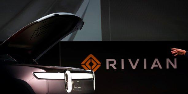 Ford investit 500 millions de dollars dans rivian[reuters.com]