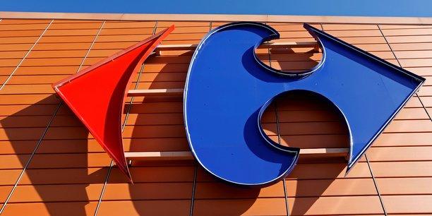 Carrefour stabilise ses hypers francais et accelere le pas au 1er trimestre[reuters.com]