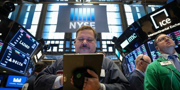 Wall street finit en legere baisse[reuters.com]