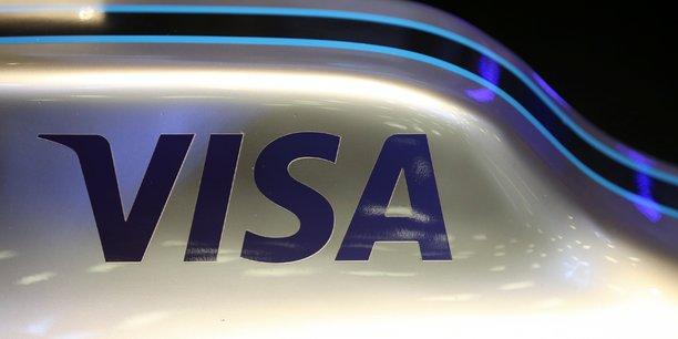 Benefice en hausse de 14,3% pour visa au 2e trimestre[reuters.com]