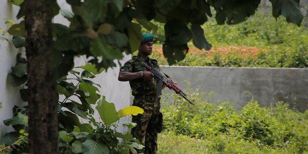 Sri lanka: explosion a l'est de la capitale[reuters.com]