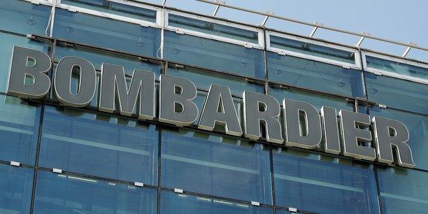 Bombardier abaisse ses previsions pour l'annee et le 1er trimestre[reuters.com]