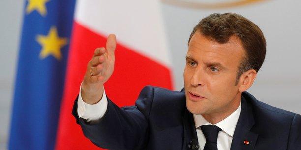 Macron assume de ne pas etre toujours sur la meme ligne avec merkel[reuters.com]