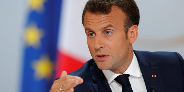 Macron evoque un islam politique voulant faire secession[reuters.com]