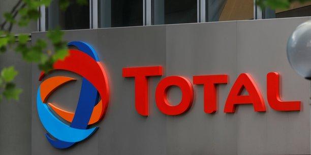 Total voit son benefice reculer au 1er trimestre avec le brut[reuters.com]
