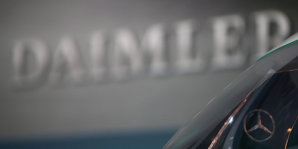 Daimler accuse une baisse de 16% de son benefice du 1er trimestre avec la chine[reuters.com]