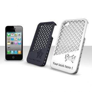 Sculpteo propose une application mobile qui en quelques clics de souris permet de designer sa future coque de mobile. © Sculpteo