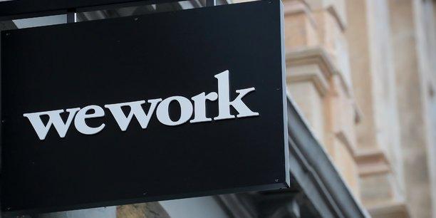 WeWork est valorisé à hauteur de 47 milliards de dollars.