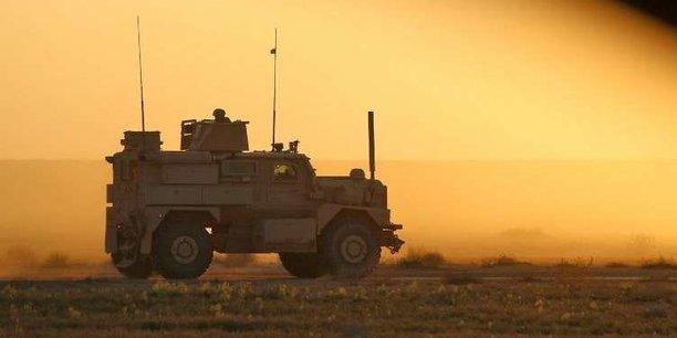 Malgré la conjoncture économique difficile, certains pays comme le Burkina ou le Nigeria ont augmenté leurs dépenses militaires en raison des conflits armés auxquels ils sont confrontés.