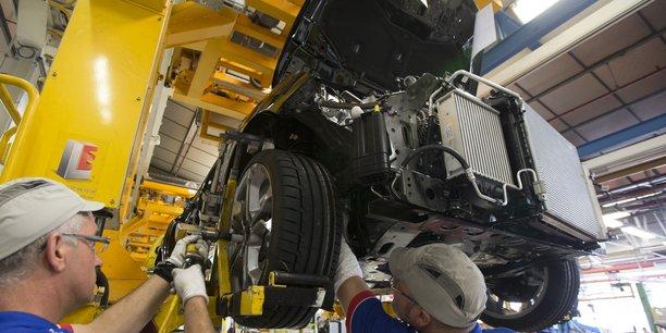 Le groupe Renault (ici l'usine de Dieppe) est monté au créneau pour repousser la liquidation de Sintertech.
