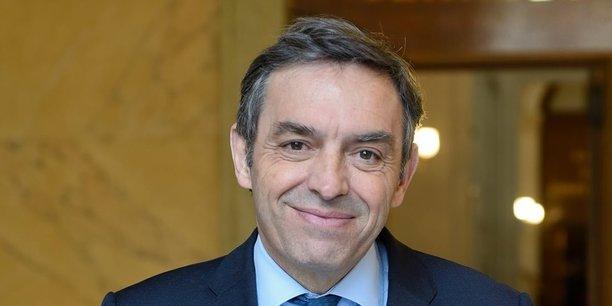 Le député (LREM) de la 2e circonscription d'Indre-et-Loire Daniel Labaronne.