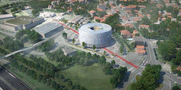 Le projet Icone, un complexe de 16 000m2, sera situé dans le quartier des Argoulets.