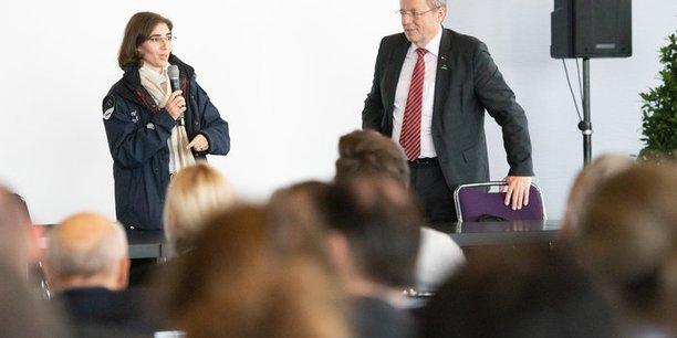 Chiara Manfletti, une conseillère très proche du directeur général de l'Agence spatiale européenne (ESA), Johann-Dietrich Wörner, a été nommée à la tête de la toute nouvelle agence spatiale portugaise